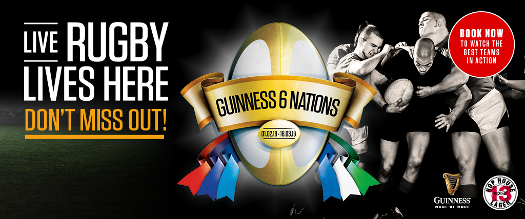 Live Six Nations Rugby