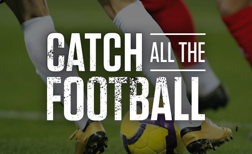 Watch Football at The Earl Derby