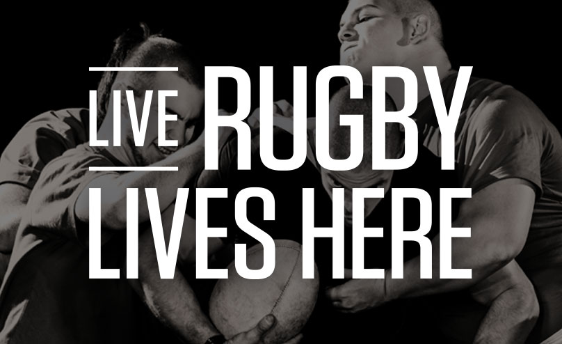 Watch Rugby at The Earl Derby