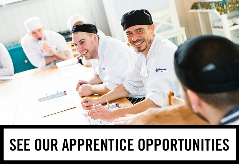 Apprenticeships at The Earl Derby
