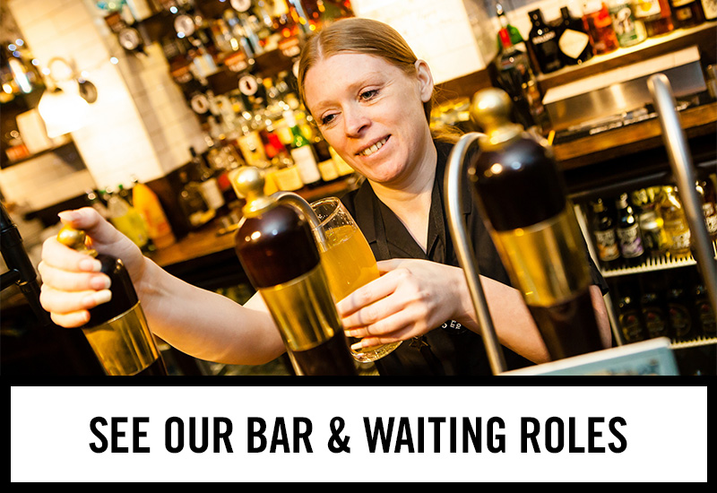 Bar roles at The Earl Derby
