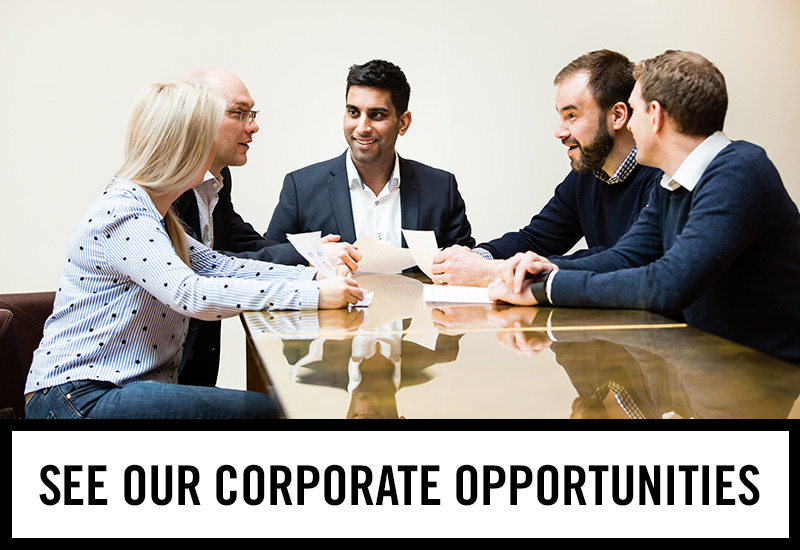 Corporate opportunities at The Earl Derby