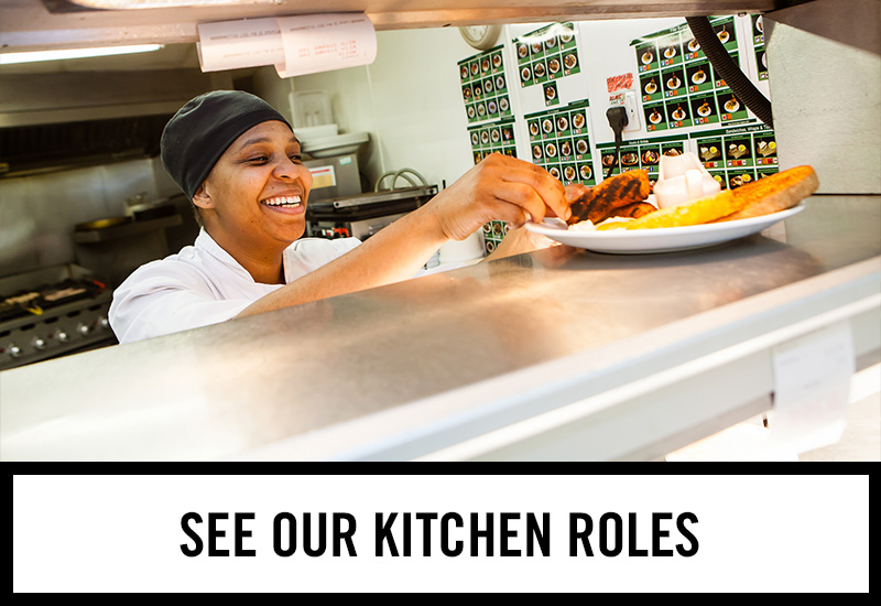 Kitchen roles at The Earl Derby