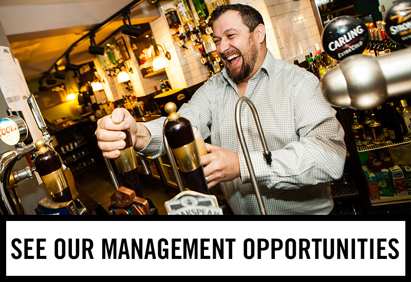 Management opportunities at The Earl Derby