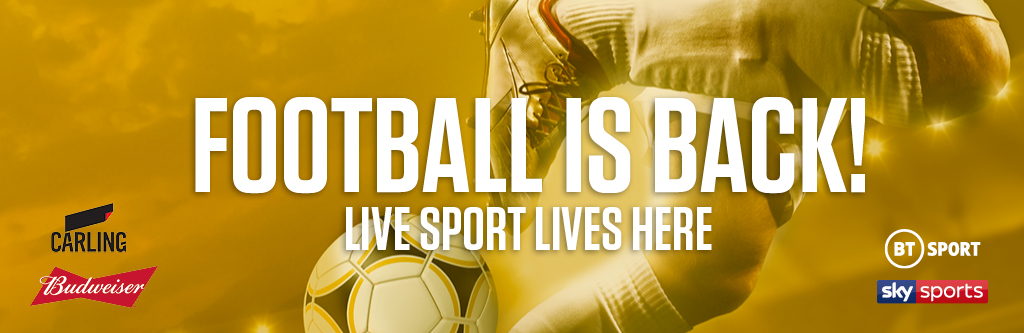 Live Sports at The Earl Derby